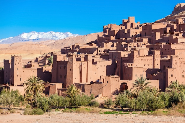 Ait ben haddou Photo Premium