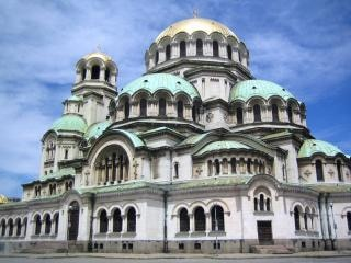 Alexandr Nevsky Katedrala, Sofia, Bulgari Photo gratuit