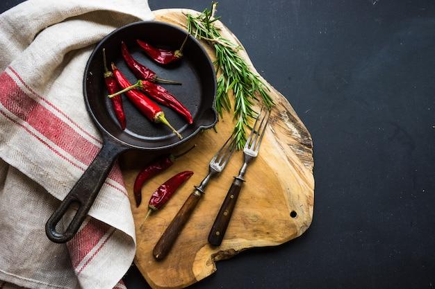 Aliments sains bio Photo Premium