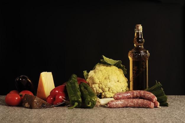 Aliments Photo Premium