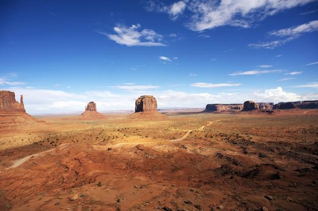 American monuments valley Photo gratuit