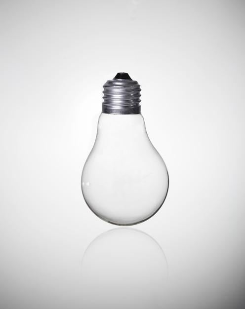 Ampoule éteint Photo gratuit