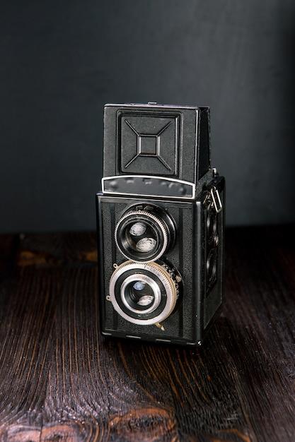 Ancien appareil photo antique Photo Premium