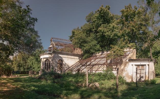 Ancien sanatorium abandonné Photo Premium