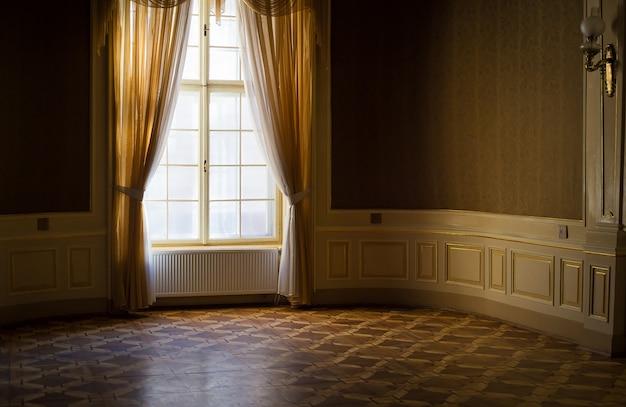 Anciennes Salles De La Maison Des Scientifiques. Maison Des Scientifiques à Lviv. Photo Premium