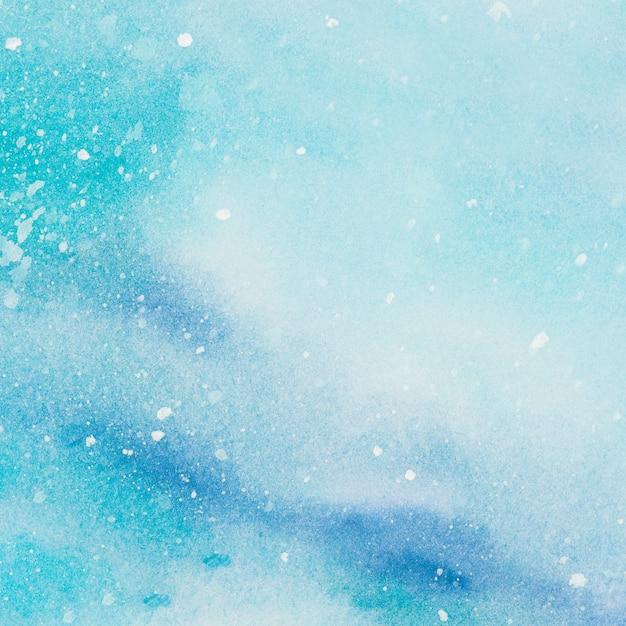 Aqua mélange de peintures sur papier Photo gratuit
