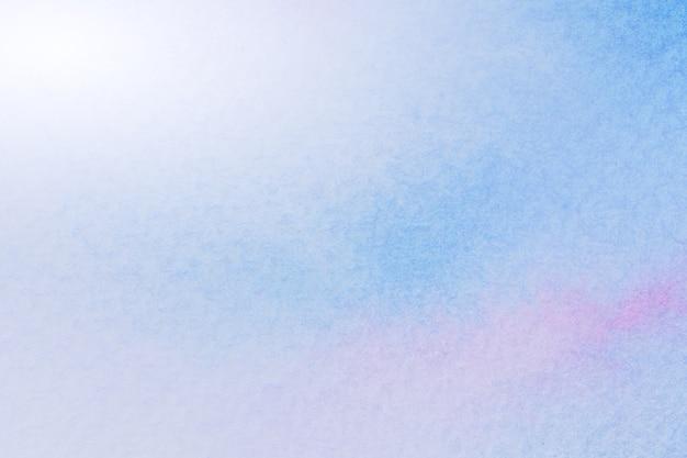 Aquarelle abstraite à la main Photo Premium