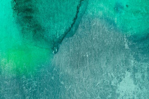 Aquarelle technique grunge vert fait main Photo gratuit