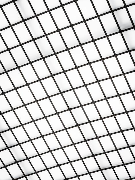 Architecture Abstraite De La Verrière Photo gratuit
