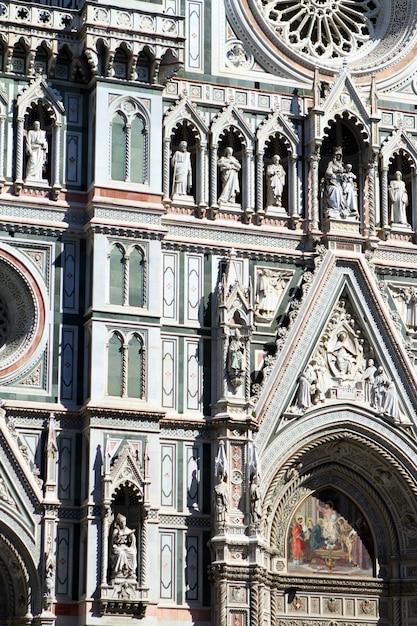 Architecture Historique De Florence Photo gratuit