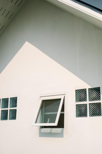 Architecture De Maison De Fenêtre Photo gratuit