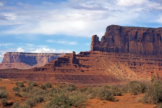 Arizona monuments valley Photo gratuit