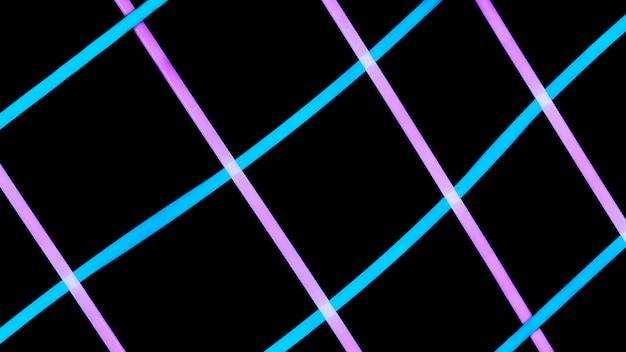 Arrière-plan futuriste abstrait Photo gratuit