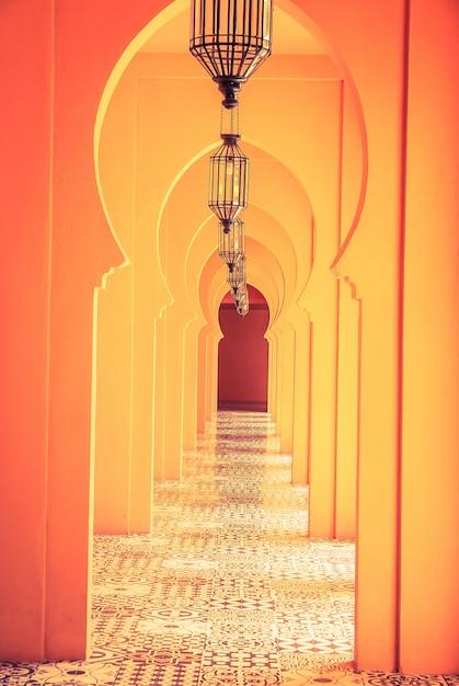 Art Lanterne Ornement Islamic Architecture Photo gratuit