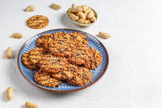 Assortiment De Délicieux Biscuits Frais. Photo gratuit