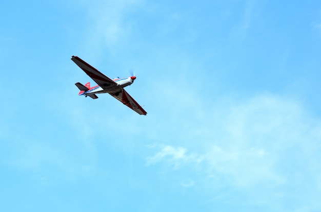 Avion acrobatique Photo Premium