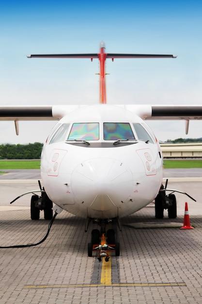 Avion de ravitaillement Photo Premium