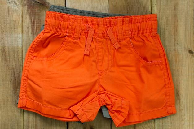 Babys shorts Photo Premium