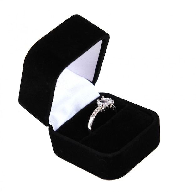 Bague De Diamant Photo gratuit