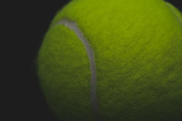 Balle de tennis Photo gratuit