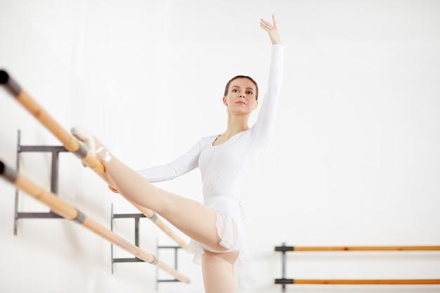 Ballet en classe Photo gratuit