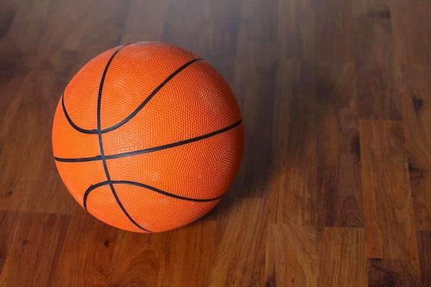 Ballon de basket Photo Premium