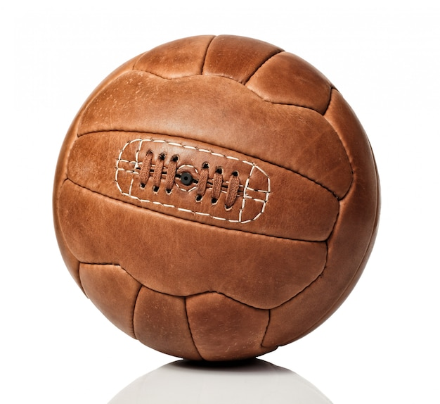 Ballon De Football Photo Premium