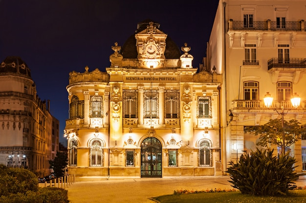 Banque du portugal Photo Premium