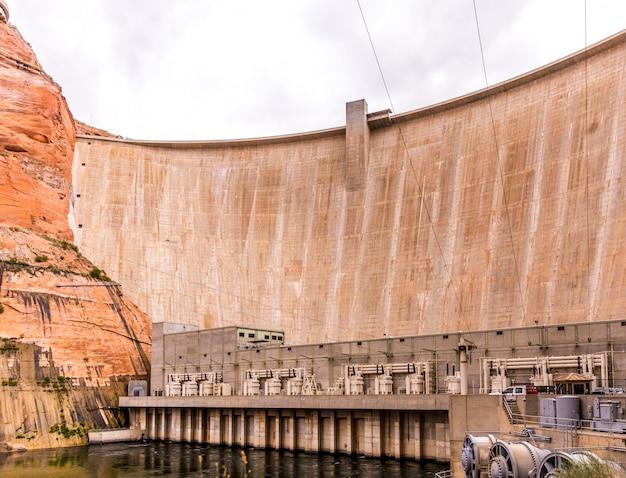 Barrage De Glen Canyon Photo Premium