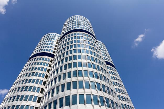 Bâtiment Du Siège à Munich, Allemagne, Photo Premium