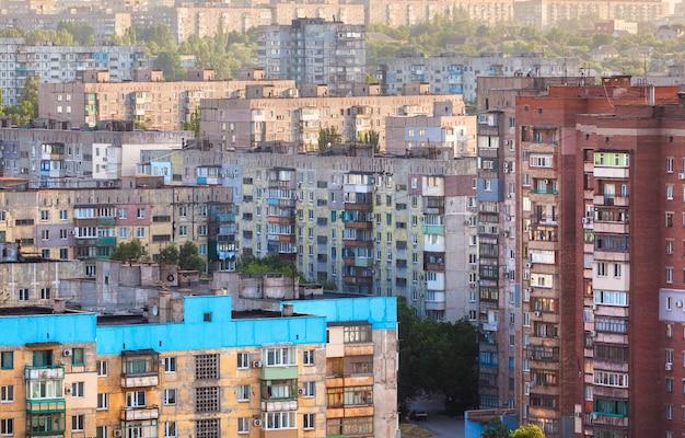 Bâtiments Anciens En Ukraine Photo Premium