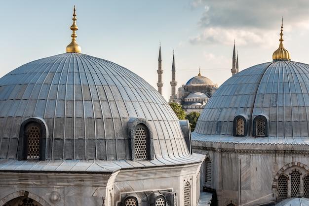 Bâtiments d'istanbul Photo Premium