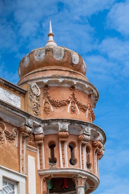Bâtiments typiques des villes portugaises Photo Premium