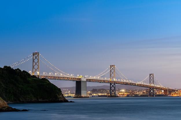 Bay Bridge San Francisco Photo Premium