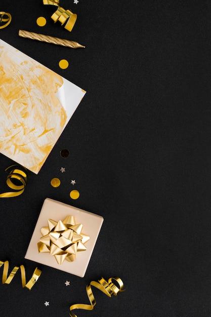 Beau Concept D'anniversaire Avec Espace Copie Photo gratuit