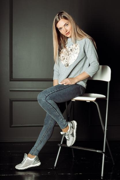 Beau mannequin Photo Premium