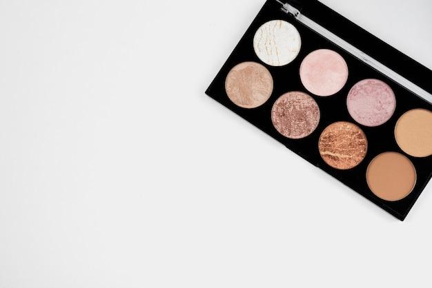 Beau Maquillage Avec Espace De Copie Photo gratuit