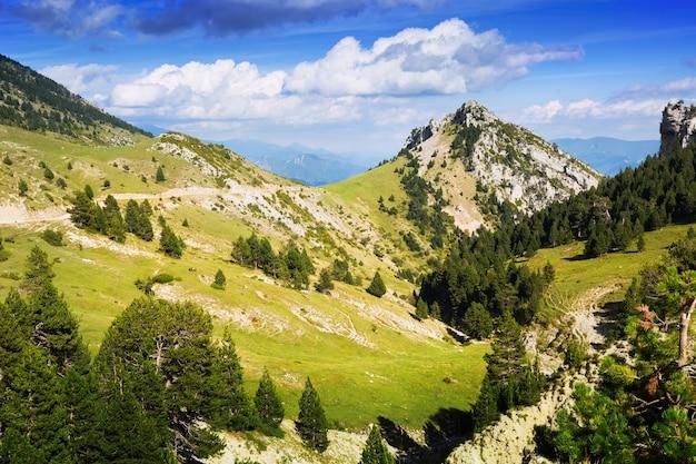 Beau Paysage De Montagne Photo gratuit