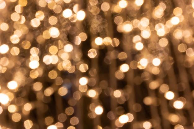 Beautiful lighting lumière boogie dans la nouvelle année Photo Premium