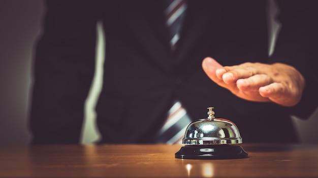 Bell Entreprise De Service Photo Premium