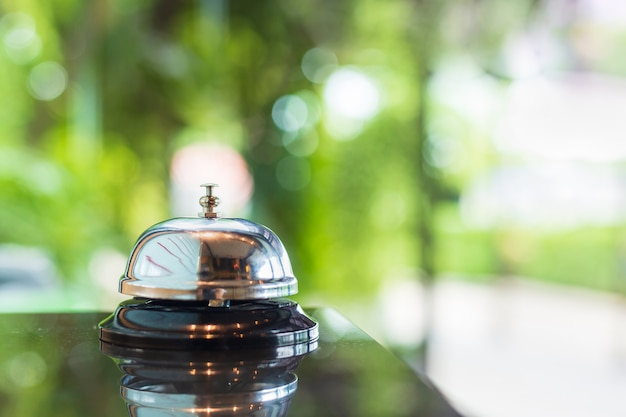 Bell Pour Le Service Photo Premium