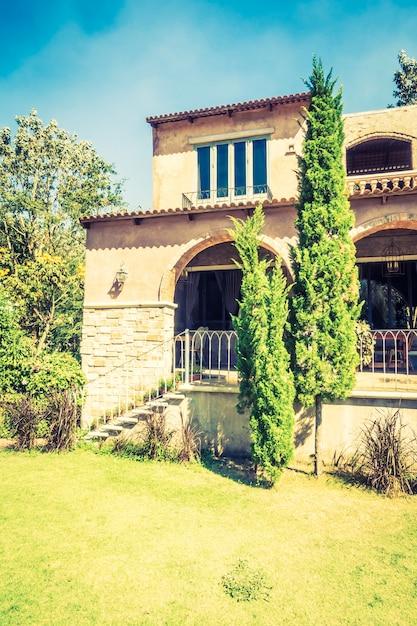Belle architecture en italie Photo gratuit