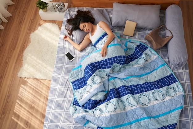 La belle au bois dormant Photo gratuit