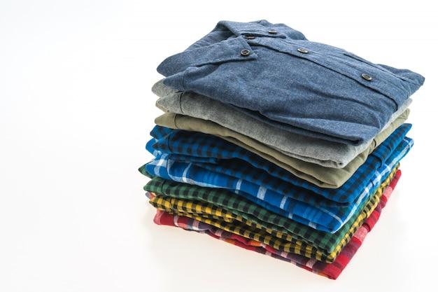 Belle chemise de mode hommes Photo gratuit