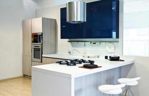 Belle Image De Cuisine Moderne Photo Premium