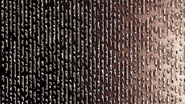 Belle Texture De Fond Moderne Avec Relief, Plâtre, Réparation. Illustration 3d, Rendu 3d. Photo Premium