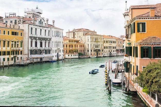 Belle Venise Romantique Photo Premium