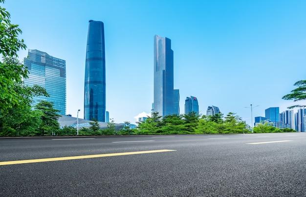 Belle Ville De Guangzhou Photo Premium