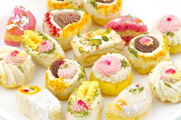 Bengali sweets Photo Premium