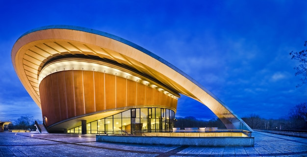 Berlin Concert Hall, Allemagne Photo gratuit